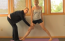 Physical Therapy, Dekalb, IL, upper back stretches, side angle pose